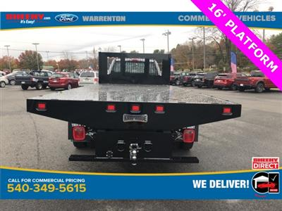 2019 Ford F-550 Regular Cab DRW 4x2, Knapheide Value-Master X Platform Body #YA27173 - photo 6