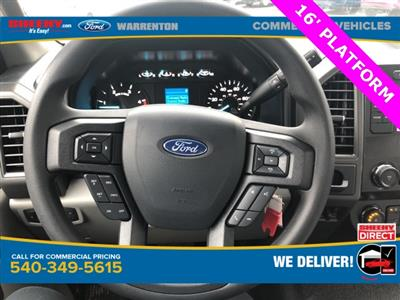 2019 F-550 Regular Cab DRW 4x2, Knapheide Value-Master X Platform Body #YA27173 - photo 9