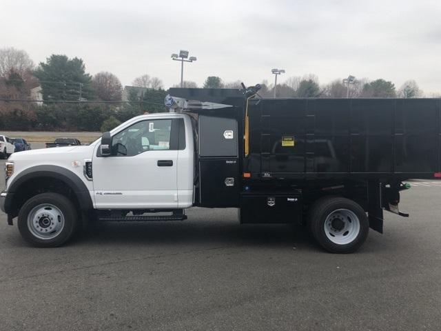 2019 F-550 Regular Cab DRW 4x4, PJ's Landscape Dump #YA27457 - photo 7