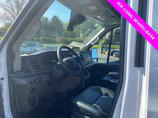 2021 Ford Transit 250 Medium Roof 4x2, Empty Cargo Van #YA29280 - photo 13