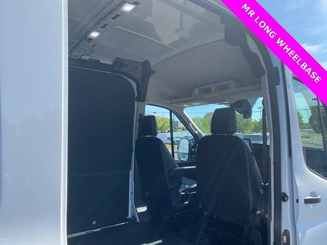 2021 Ford Transit 250 Medium Roof 4x2, Empty Cargo Van #YA29280 - photo 8
