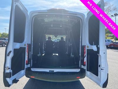 2021 Ford Transit 250 Medium Roof 4x2, Empty Cargo Van #YA29280 - photo 2