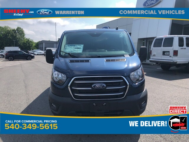2020 Ford Transit 250 Low Roof RWD, Empty Cargo Van #YA30110 - photo 3
