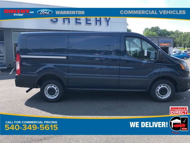 2020 Ford Transit 250 Low Roof RWD, Empty Cargo Van #YA30110 - photo 4