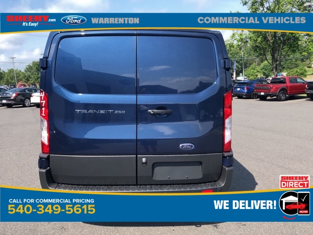 2020 Ford Transit 250 Low Roof RWD, Empty Cargo Van #YA30110 - photo 8