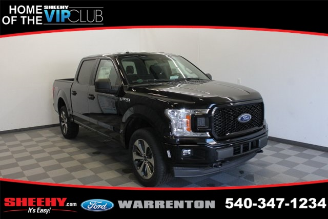 2019 F-150 SuperCrew Cab 4x4,  Pickup #YA30688 - photo 1