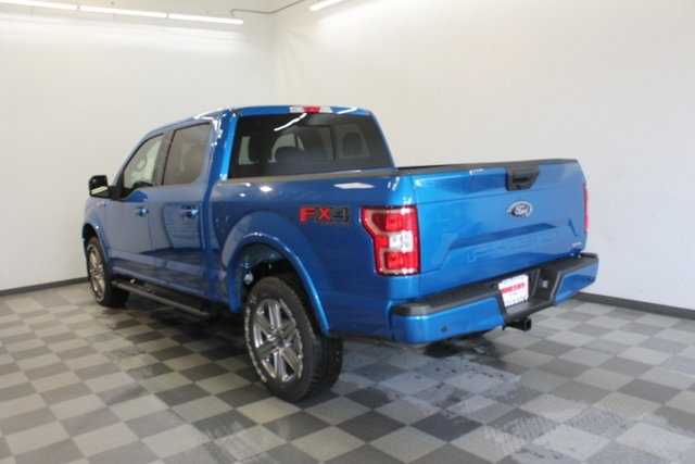 2019 F-150 SuperCrew Cab 4x4,  Pickup #YA30996 - photo 2
