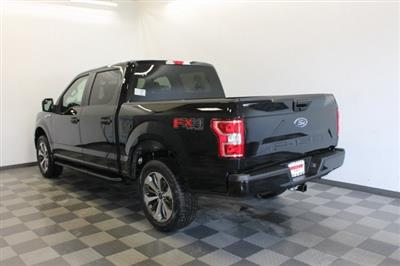 2019 F-150 SuperCrew Cab 4x4,  Pickup #YA31092 - photo 2