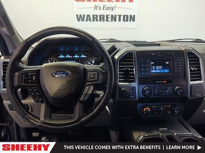 2017 Ford F-150 Super Cab 4x4, Pickup #YD17854A - photo 10