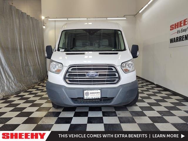 2015 Ford Transit 250 Medium Roof, Empty Cargo Van #YA33718A - photo 3