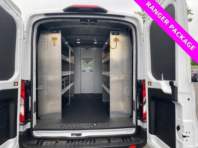 2021 Ford Transit 250 Medium Roof 4x2, Ranger Design General Service Upfitted Cargo Van #YA33748 - photo 2