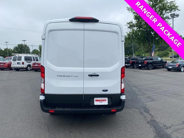2021 Ford Transit 250 Medium Roof 4x2, Ranger Design General Service Upfitted Cargo Van #YA33748 - photo 9