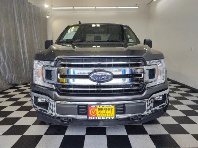 2020 Ford F-150 Super Cab 4x4, Pickup #YR0166V - photo 4