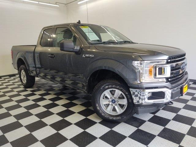 2020 Ford F-150 Super Cab 4x4, Pickup #YR0166V - photo 3