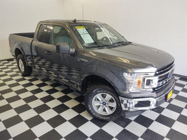 2020 Ford F-150 Super Cab 4x4, Pickup #YR0166V - photo 5