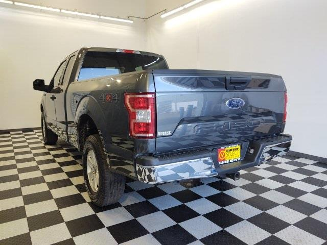 2020 Ford F-150 Super Cab 4x4, Pickup #YR0166V - photo 2