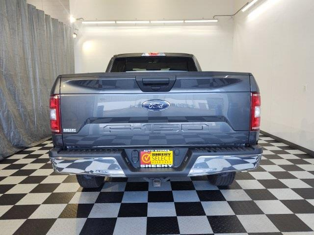 2020 Ford F-150 Super Cab 4x4, Pickup #YR0166V - photo 7