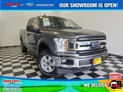 2020 Ford F-150 Super Cab 4x4, Pickup #YR0166V - photo 1
