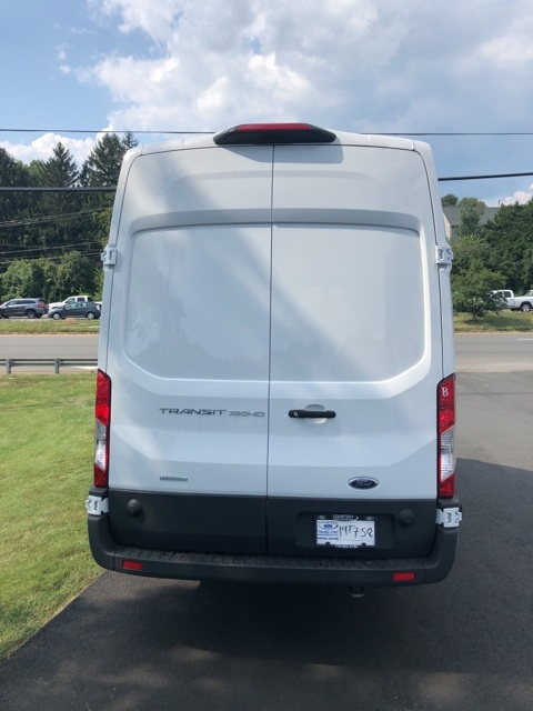 2019 Transit 350 HD High Roof DRW 4x2,  Empty Cargo Van #YA41834 - photo 3