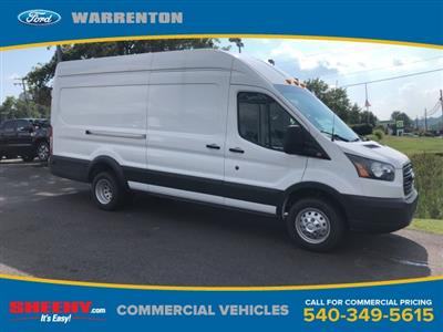 2019 Transit 350 HD High Roof DRW 4x2,  Empty Cargo Van #YA41834 - photo 1