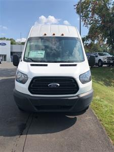 2019 Transit 350 HD High Roof DRW 4x2,  Empty Cargo Van #YA41834 - photo 4