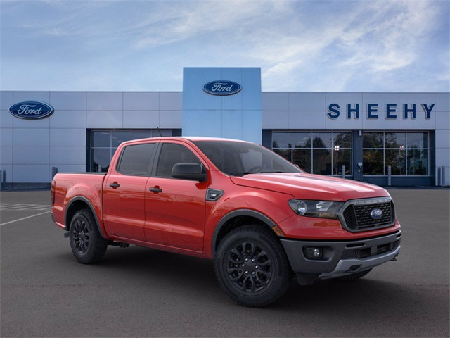 2020 Ford Ranger SuperCrew Cab 4x4, Pickup #YA44384 - photo 1