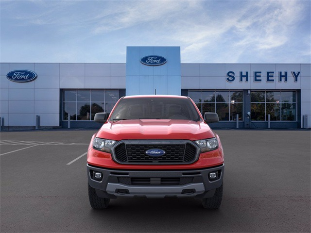 2020 Ford Ranger SuperCrew Cab 4x4, Pickup #YA44384 - photo 3