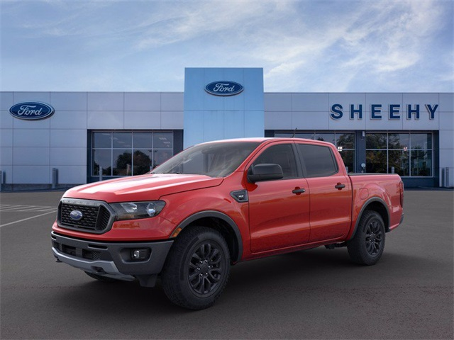 2020 Ford Ranger SuperCrew Cab 4x4, Pickup #YA44384 - photo 4