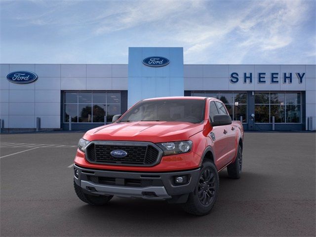 2020 Ford Ranger SuperCrew Cab 4x4, Pickup #YA44384 - photo 5