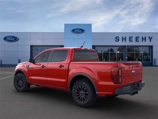 2020 Ford Ranger SuperCrew Cab 4x4, Pickup #YA44384 - photo 7