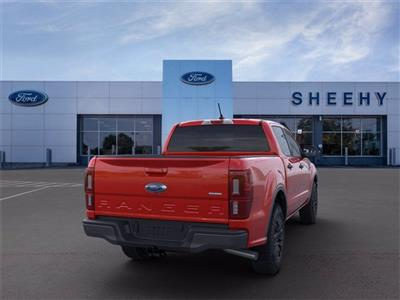 2020 Ford Ranger SuperCrew Cab 4x4, Pickup #YA44384 - photo 2
