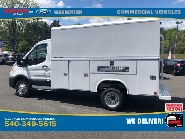 2020 Ford Transit 350 HD DRW RWD, Reading Service Utility Van #YA46423 - photo 1