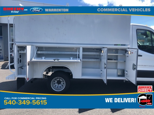 2020 Transit 350 HD DRW RWD, Reading Aluminum CSV Service Utility Van #YA46423 - photo 6