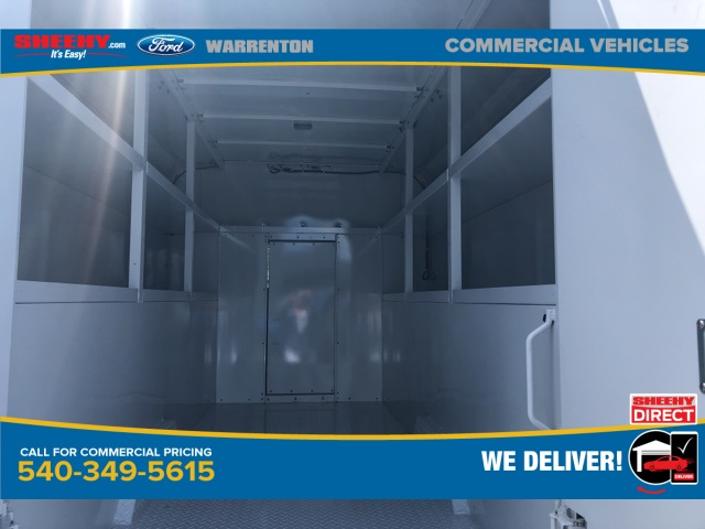 2020 Transit 350 HD DRW RWD, Reading Aluminum CSV Service Utility Van #YA46423 - photo 9