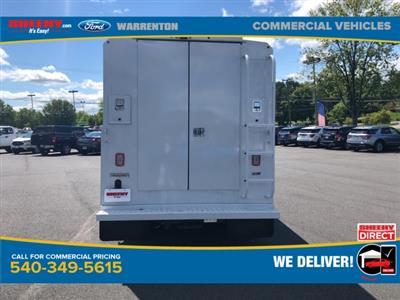 2020 Transit 350 HD DRW RWD, Reading Aluminum CSV Service Utility Van #YA46423 - photo 7