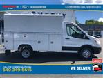 2020 Transit 350 HD DRW RWD, Reading Aluminum CSV Service Utility Van #YA46423 - photo 4