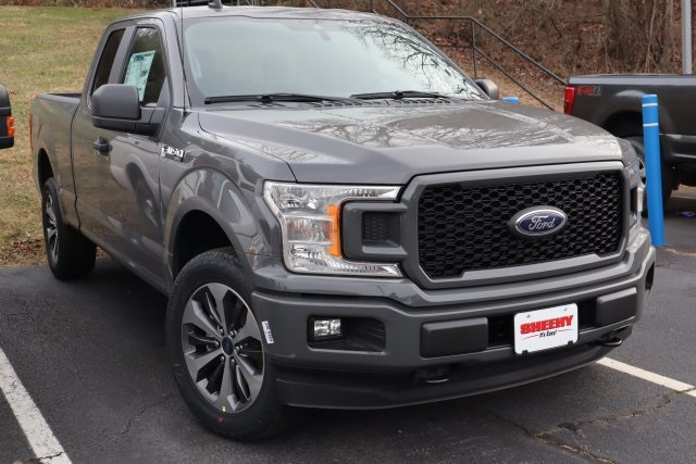 2020 F-150 Super Cab 4x4, Pickup #YA46473 - photo 1