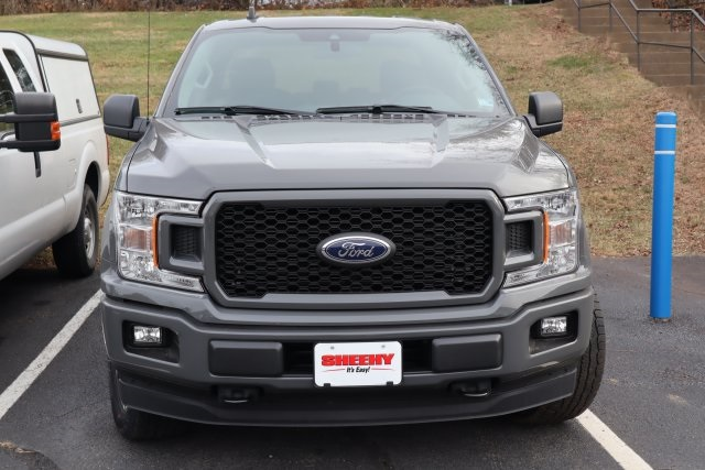 2020 F-150 Super Cab 4x4, Pickup #YA46473 - photo 3