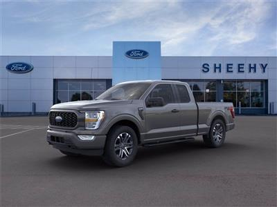 2021 Ford F-150 Super Cab 4x4, Pickup #YA46649 - photo 4