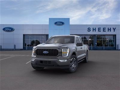 2021 Ford F-150 Super Cab 4x4, Pickup #YA46649 - photo 5