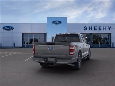 2021 Ford F-150 Super Cab 4x4, Pickup #YA46649 - photo 2