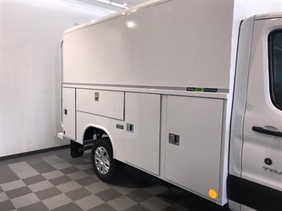 2019 Transit 350 4x2,  Reading Aluminum CSV Service Utility Van #YA49705 - photo 7