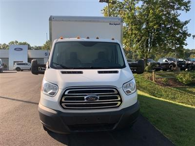 2019 Transit 350 HD DRW 4x2,  Rockport Box Truck #YA49948 - photo 4