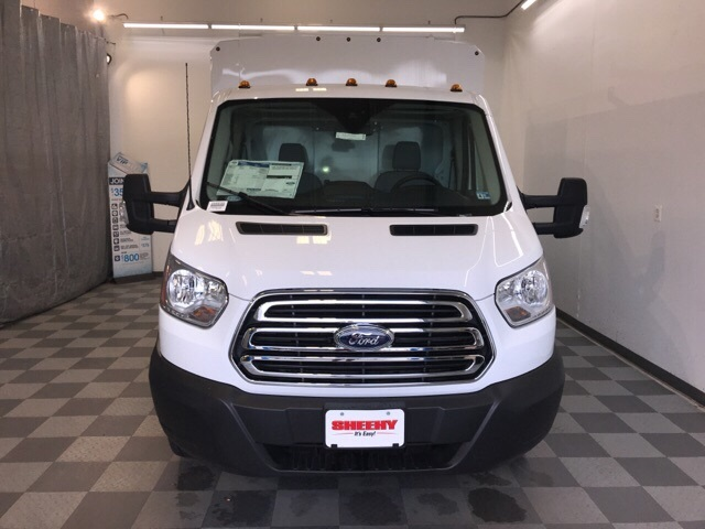 2019 Transit 350 4x2,  Reading Aluminum CSV Service Utility Van #YA54242 - photo 5