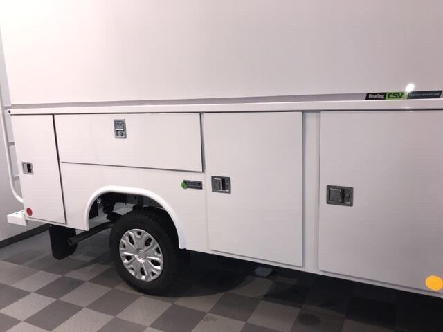 2019 Transit 350 4x2,  Reading Aluminum CSV Service Utility Van #YA54242 - photo 7