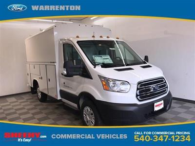 2019 Transit 350 4x2,  Reading Aluminum CSV Service Utility Van #YA54242 - photo 1