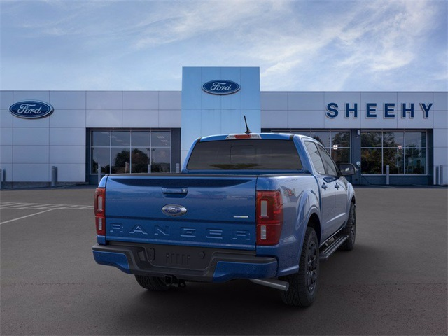 2020 Ford Ranger SuperCrew Cab 4x4, Pickup #YA54497 - photo 2