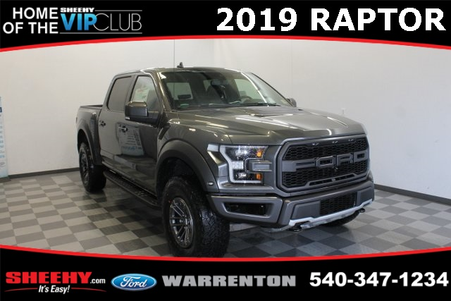 2019 F-150 SuperCrew Cab 4x4,  Pickup #YA54628 - photo 1