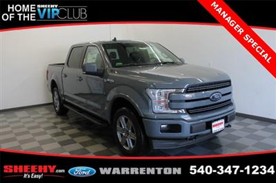 2019 F-150 SuperCrew Cab 4x4,  Pickup #YA54675 - photo 1