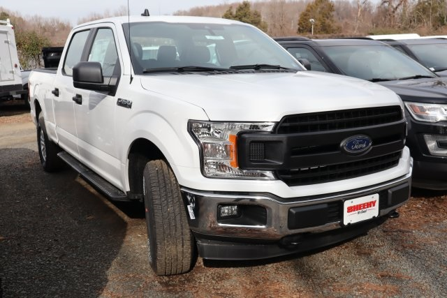 2020 F-150 SuperCrew Cab 4x4, Pickup #YA55487 - photo 1